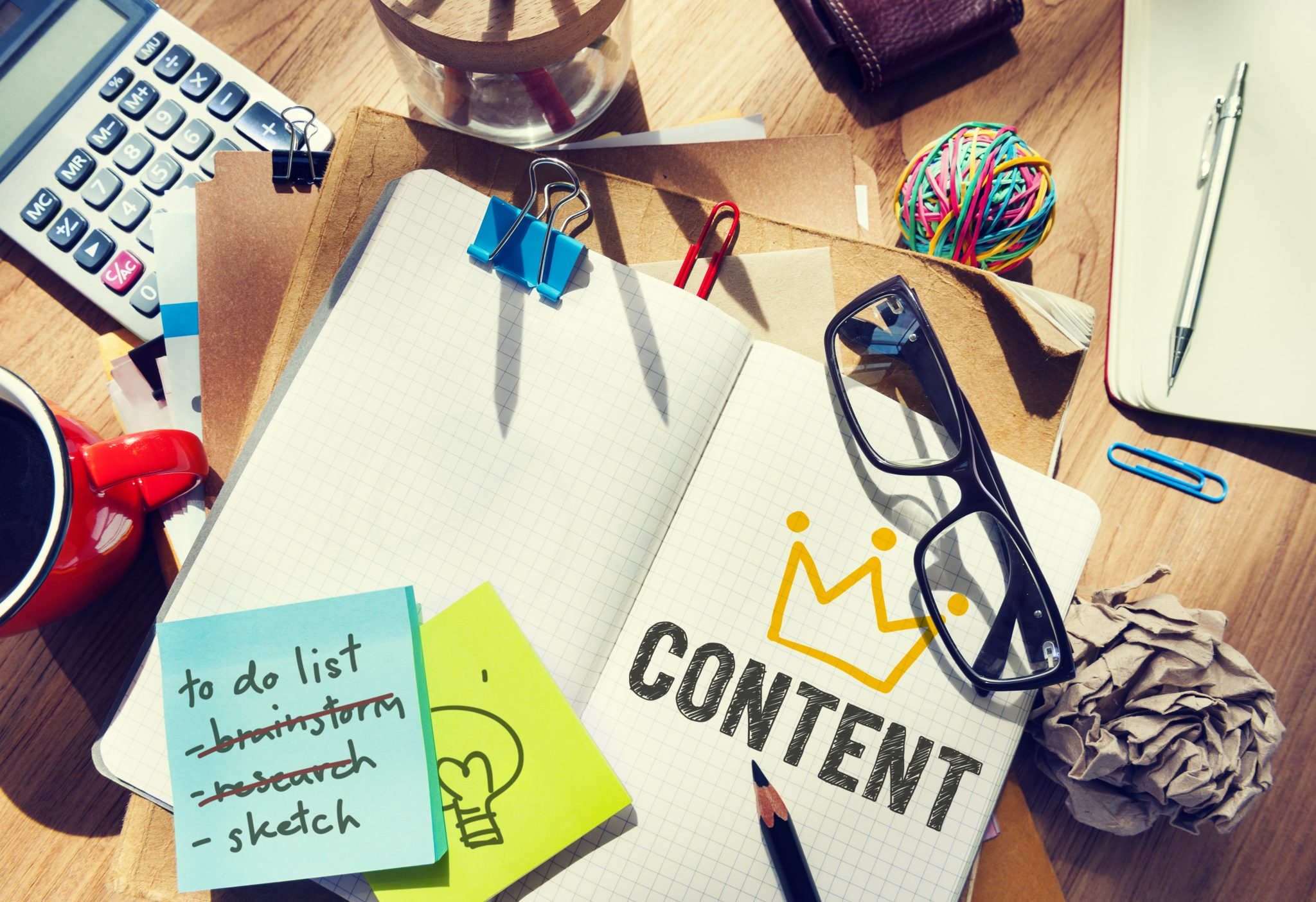 Optimized Content For Your Website – How and Why
